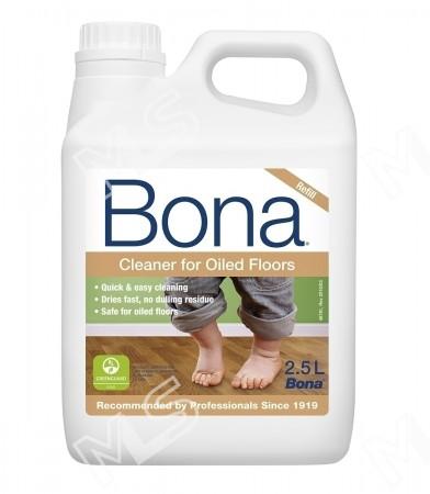 Cleaner for Oiled Floors