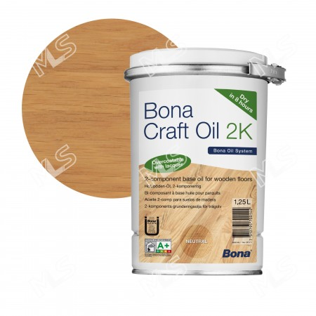 Craft Oil 2K - Invisible