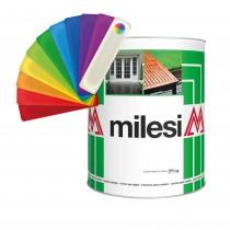 Milesi kültéri ecsetelhető fedőfesték - RAL színekben