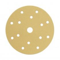 Gold csiszolókorong D150 15 furatos