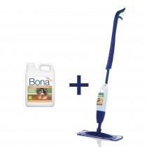 Spray Mop + Utántöltő Olajozott padlóhoz