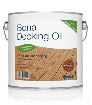 Decking Oil Mahagony