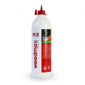 Woodmax D3 vízálló faragasztó