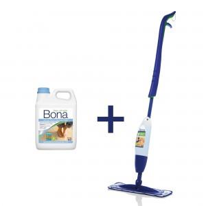 Spray Mop + Utántöltő Hipoallergén